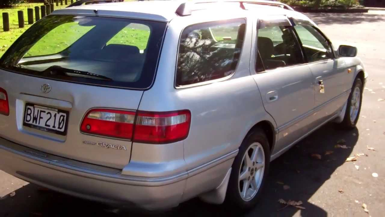 Toyota Station Wagon >> 1997 Toyota Camry Gracia Station Wagon 1 Reserve Cash4cars Cash4cars Sold