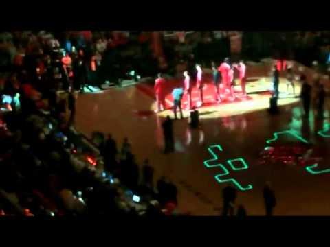 2010-2011 Chicago Bulls Home Opener!!!!!