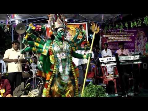 Bhadrakali dance - பத்ர காளி