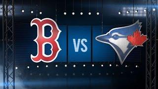 4/9/16: Red Sox bats heat up vs. Dickey, Blue Jays