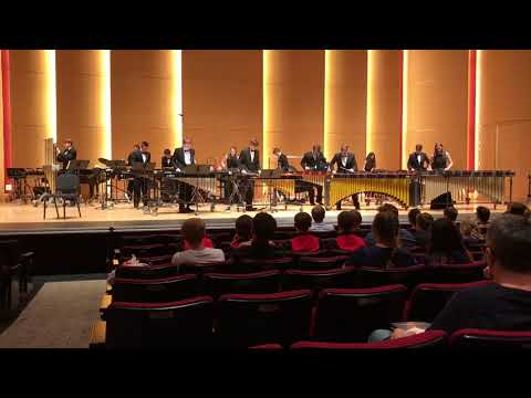 Ferris Advanced Percussion Ensemble