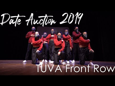 Date Auction 2019: TUVA Dance Performance (Front Row)