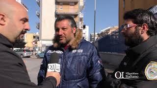 Bari, povertà divide la famiglia Deufemia: