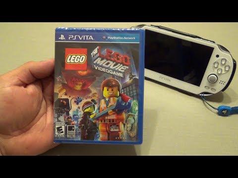 PSVita: The Lego Movie Game Hands On