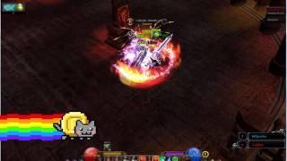 Magic Gladiator - Build Fuerza PVP Armus