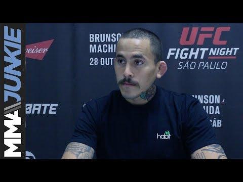 Marlon 'Chito' Vera full pre-UFC Fight Night 119 interview