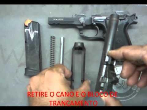 3 Pistola PT 100 Plus