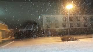 Morris Illinois Blizzard Warning 11/26/18
