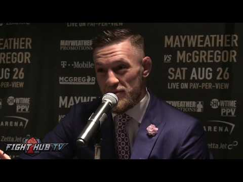 Thumbnail: Conor McGregor Talks About The Law of Attraction