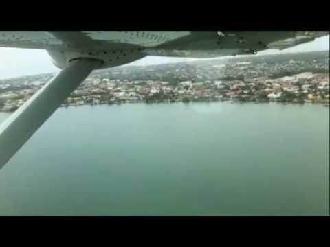 Quick Flight from Belmopan city to Belize city