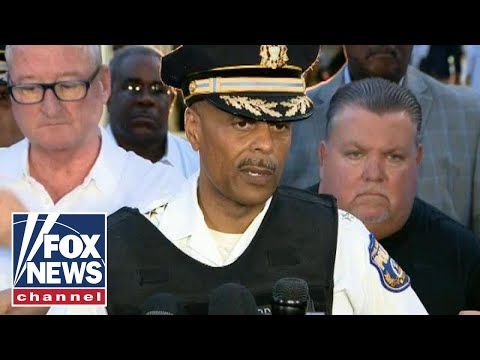 Officials brief media during active police standoff in Philadelphia