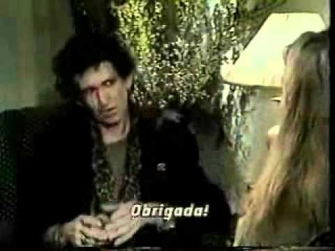 Keith Richards Don´t mess with him Bruna Lombardi Interview