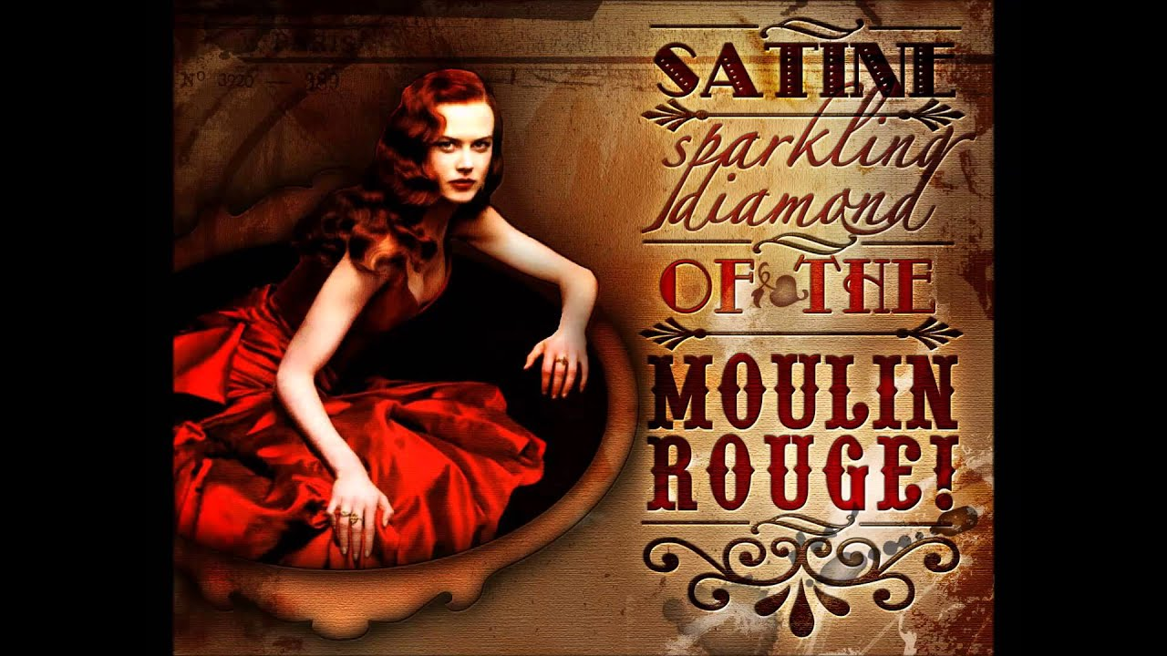 Music from the movie moulin rouge