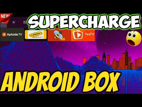 🔴SPEED UP ANDROID BOX / Android TV / Nvidia Shield guide. (Faster & Cooler) 2019