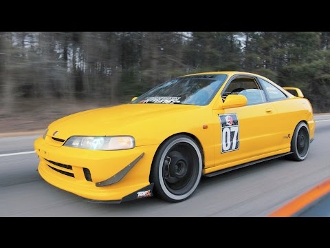 K24 Swap Acura Integra Review - RHD Kev's 9000 RPM GLORY