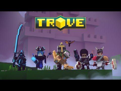 Бесплатная игра Trove стала доступна на Xbox One
