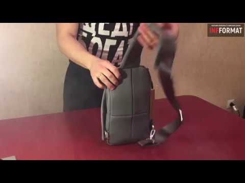 Xiaomi 20L Leisure Backpack - GearBest.com - YouTube