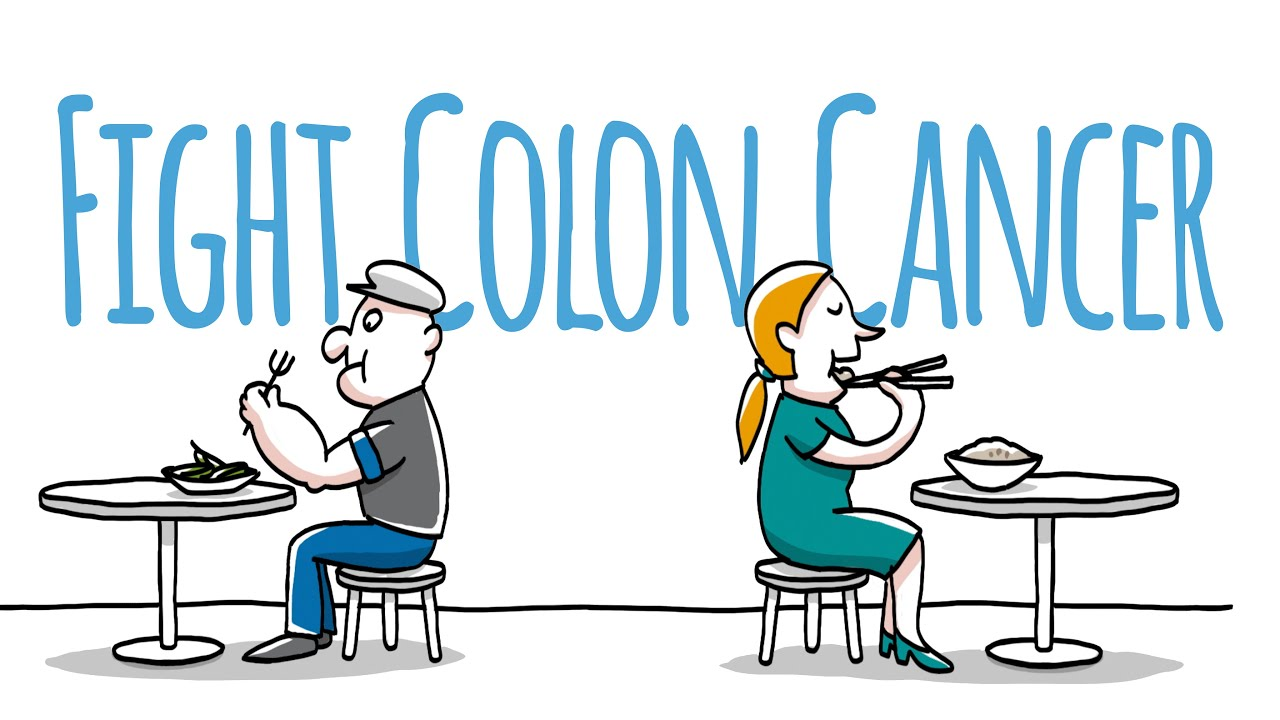 LIVE IT: Reduce Risk of Colon Cancer