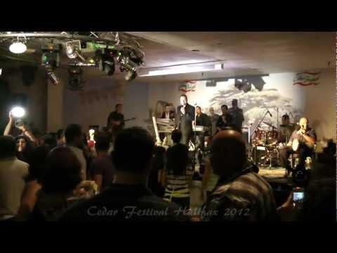 Cedar Festival Halifax 2012 - Tony Kiwan - Song Set 1