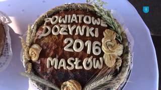 Dożynki Powiatu Kieleckiego 2016