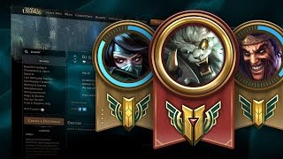 [League of Legends] Mastery System! (First Look)