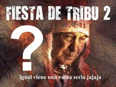 fiesta de la tribu el chombo