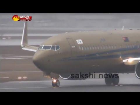 Malaysian sultan flies into Australia in gold jet