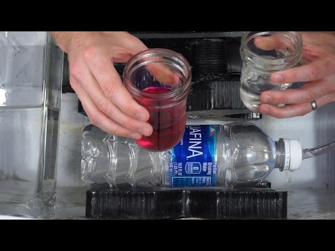 water-turned-to-wine-with-hydraulic-press