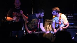 Sparklight-You Give Love a Bad Name Live at fix in Art 1/11/2013