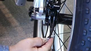 How to clean your Finn Scooter brakes