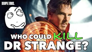 5 marvel characters who could kill dr strange