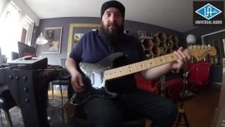 Démo Guitare Obsession : le son de The Edge (U2) avec des plugins Universal Audio