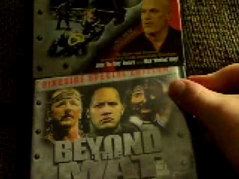 ·• Streaming Online Beyond The Mat - Director's Cut