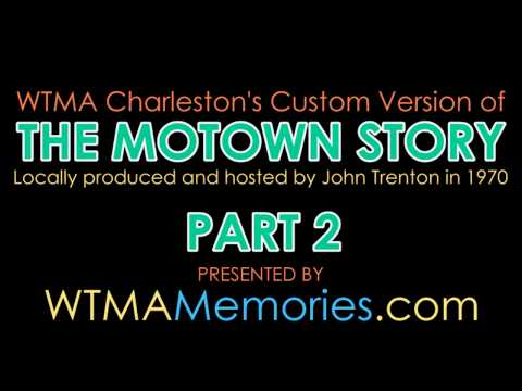 WTMA: The Motown Story (1970) Part 2