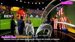Débrief et analyse du match Marseille vs Atlético Madrid 3-0 Europa league 16/05/18
