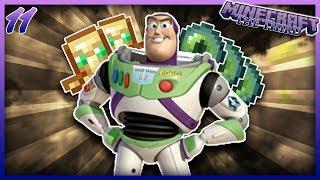 Minecraft: The Third! #11 | BUZZ LIGHTYEAR!