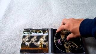 2Pac Greatest Hits CD Unboxing