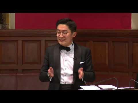 Charles Wang | Democratic Allies Debate | Proposition (1/6)