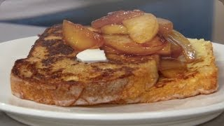 Apple-maple French Toast - Mad Hungry With Lucinda Scala Quinn