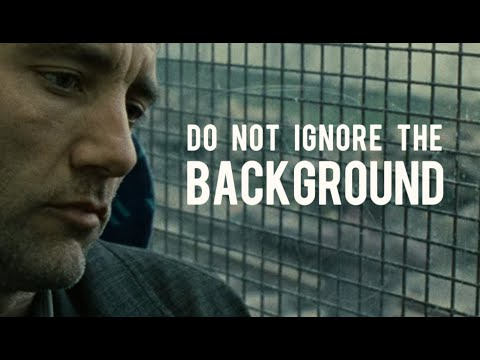 Children of Men Don't Ignore The Background