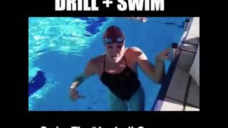 Bahrain Endurance 13 - Jodie Cunnama Swim Drills #4