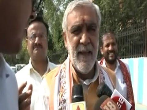 All the credit goes to janta for trusting PM Modi: Ashwini Choubey