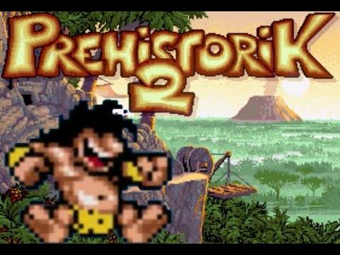 Prehistorik 2: Full playthrough in HD
