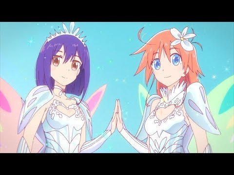 Flip Flappers and Identity Formation