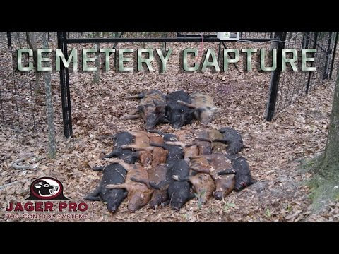 JAGER PRO™ Cemetery Capture