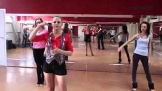 Урок движения с Анной Кудриной.Вакинг(, 2014-02-10T06:29:50.000Z)