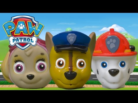 PAW Patrol Water Squirter Marshall, Skye & Chase from Little Kids