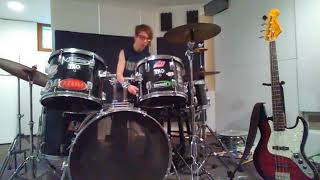 Hatebreed serve your masters drum cover