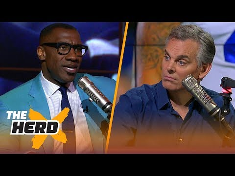 Shannon Sharpe on Dak's value in Dallas, coaching challenges for Jon Gruden | NFL | THE HERD
