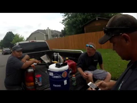 Grass is Still Growing ATN, Lawn Care Vlog #44